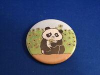 Lot of 12 BUTTONS  PANDA (TEDDY) BEAR  pins pinbacks   badge FLEA MARKET SALES