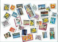 Switzerland postage stamps x 52