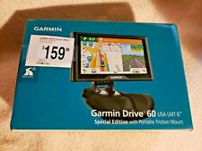 """GARMIN DRIVE 60 USA LMT 6"""" GPS SPECIAL EDITION WITH PORTABLE FRICTION MOUNT"""
