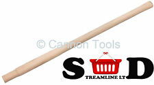 """850mm 34"""" Inch Replacement Sledge Hammer Shaft Handle Wood Wooden Beech CT1409"""
