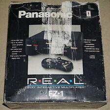 Panasonic 3do Fz-1 System Console with Box #52