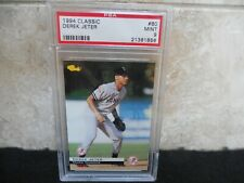 1994 Classic Tampa Yankees Derek Jeter #60 PSA 9 Splendid Mint RC!!