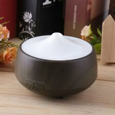 Essential Oil Diffuser 300ml Wood Grain Ultrasonic Aromatherapy Humidifier Ek