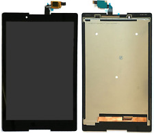Black Touch Screen Digitizer Glass + LCD Display Assembly For Lenovo TB3-850