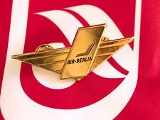 sehr seltener Air-Berlin Pilots Pin