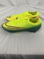 Nike Mercurial Vapor 13 Elite MDS FG Soccer Cleats CJ1295-703 Venom 360 Sz 13