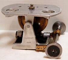 """jolie tête / platine pour pied de caméra 35 mm  """" GAUMONT """"- Circa 1908'"""