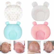 Baby Newborn Pillow Prevent Flat Head Neck Cushion Sleeping Support Anti Roll