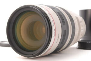 """Near Mint"" Canon EF 100-400mm F/4.5-5.6 L IS USM AF Zoom Lens From Japan D628"