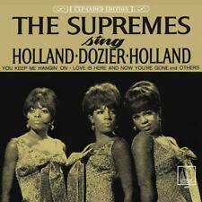 THE SUPREMES - THE SUPREMES SING HOLLAND-DOZIER-HOLLAND (2CD)  2 CD NEUF