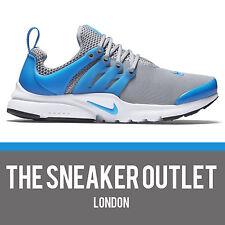 Boys Nike Presto (GS) UK Size 5.5 Blue Grey Trainers 90 95 TN Sneakers Lego Kids