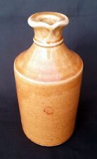 Antique Mellins No 8 Stoneware Bottle With Pouring Lip 6¼ Inches