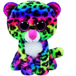 Beanie Boos Regular Plush Dotty The Multicolour Leopard