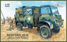 IBG MODELS 35018 1/35 BEDFORD QLB BOFORS GUN TRACTOR BNIB FREE UK POSTAGE