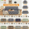 1/2/3 Seater Sofa Covers Slipcover Pet Settee Couch Protector Throw Waterproof