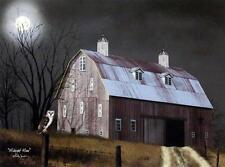 Billy Jacobs Midnight Moon Country Farm Print  24 x 18