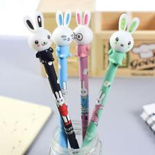 1pcs Rabbit Gel Pen Kawaii School Supplies Office Stationary Gel Ink Pen
