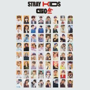 8pcs/set Kpop Stray Kids GO LIVE Photocard Hyunjin Felix Collective Photo Cards