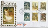 GUERNSEY 19 JULY 2017 GUERNSEY FOLKLORE OFFICIAL BENHAM FIRST DAY COVER