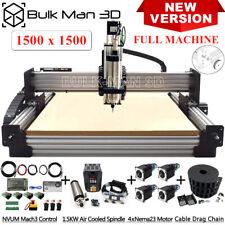 Lo más nuevo 1515 workbee CNC Router Kit completo de máquina de grabado de talla de Hágalo usted mismo CNC