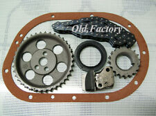 PEUGEOT 504 timing set (gears /chain /seal / tensor) NEW RECENTLY MADE