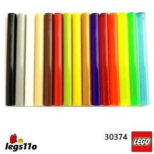 LEGO Wand Bar Stick Lightsaber Blade 3.2cm (30374) Pack of 1, 2 or 4 NEW