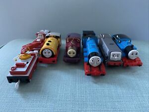 Tomy Trackmaster Thomas the Tank Engine battery Trains Non Runners/broken X 6
