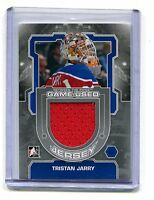2013 Between The Pipes Tristan Jarry Game-Used Jersey jh17