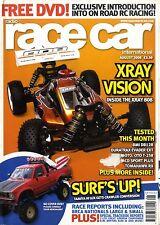 RACE CAR MAGAZINE 2008 AUG ERAY 808, DURATRAX EVADER EXT, TOMAHAWK RX, BMI DB12R