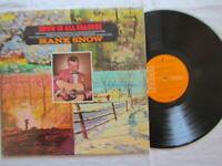 Hank Snow,Snow In All Seasons,Vinyl lp.RCA Victor