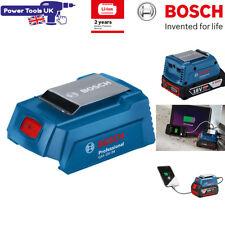 Bosch GAA 18 V-24 2 x USB Port Battery Charger for 14.4v 18v Lithium Batteries