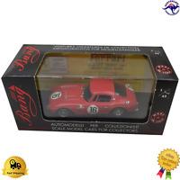 Diecast Model Car 1:43 1961 Ferrari 250 GT SWB Short Weel Base Italy Red Bang