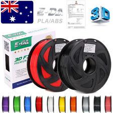3D Printing Filament PETG PLA+ ABS TPU Fibre 1KG Printer Filament 1.75mm AU