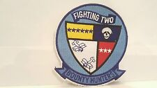 Navy Fighting Two Bounty Hunters Color Patch 4 x 3 3/4 inches