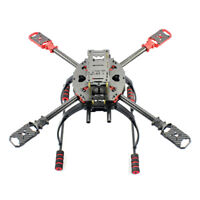 JMT J510 Kohlefaser 4-Achsen Faltbare Rack Rahmen Kit für DIY Quadcopter RC Dron