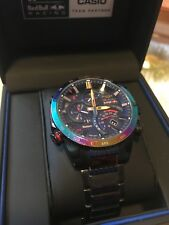 CASIO HERRENUHR EDIFICE RED BULL RACING EQB-500RBB-2AER