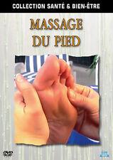 DVD Collection santé et bien-être : Massage du pied