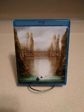 (Used) The Lord of the Rings: Fellowship of the Ring - Extended Editon Blu-ray