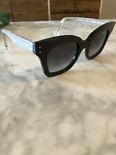 Jean Phillippe Joly Sunglasses Elle 1860 Black With Clear Temples