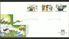 NETHERLANDS 2000 , First Day Cover 427 Child welfare(nl)