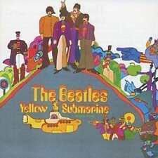 The Beatles : Yellow Submarine CD (1987)