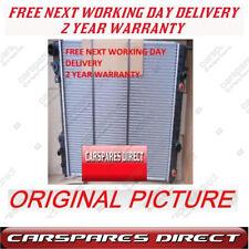 VAUXHALL OPEL OMEGA 2.5 3.0 V6 94>01 Automatic RADIATOR