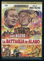 EBOND La battaglia di Alamo DVD D557359