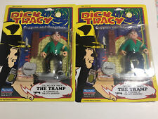 New listing 1990 Dick Tracy Playmates 2 Steve The Tramp Action Figures