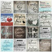 HOME LOVE DIY 5D Full Drill Diamond Painting Embroidery Cross Stitch Decor Kits