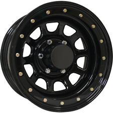 4 - 15x10 Gloss Black Wheel Pro Comp Series 252 (252) 5x5.5 -44