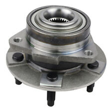 Front Wheel Hub & Bearing Assembly for Chevy Equinox Pontiac Saturn Vue 4WD/FWD