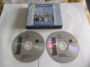 Spandau Ballet – The Best (2CD FAT BOX 1989)