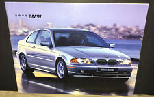 2000 <> BMW 328 Ci Sales Brochure