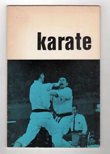Karate by M. Meeus Dutch Karate book 1966